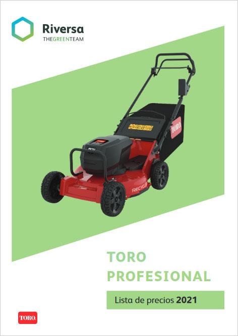 Toro Professional 2021