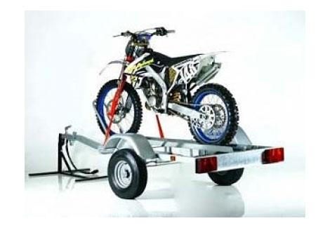 Remolques para motos
